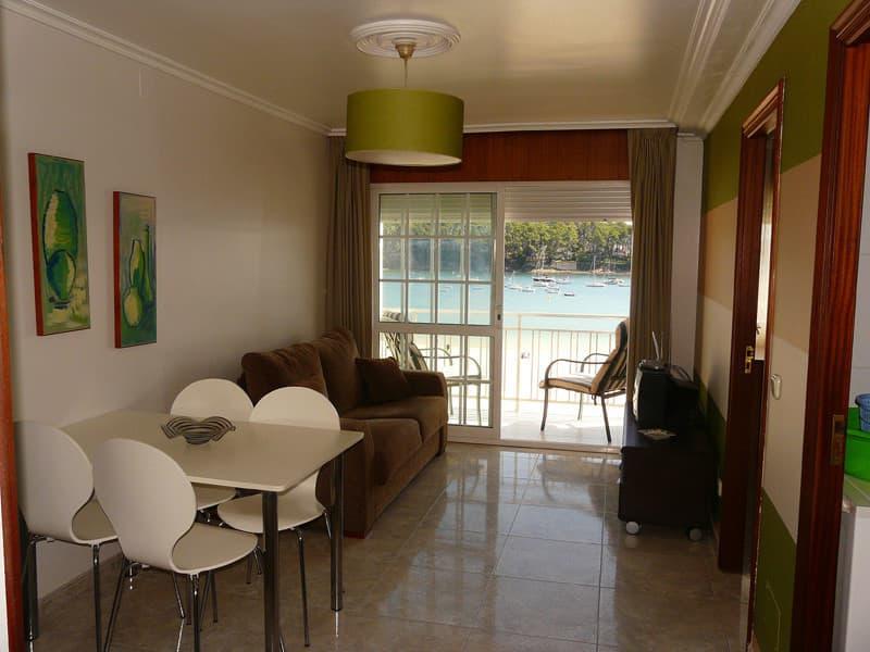 Alojamiento vacaciones de buceo Portonovo  2