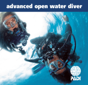 Curso de Buceo PADI Advanced Open Water Diver