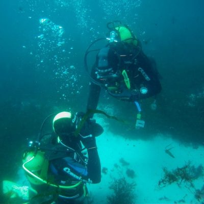 Curso PADI advance water diver