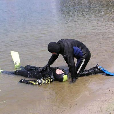 Curso de emergencias en el buceo