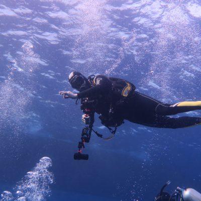 Submarinismo en las Islas Cíes