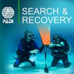 Búsqueda y Recuperación de objetos bajo el agua. Especialidad PADI