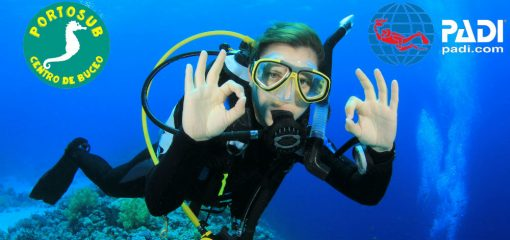 Discover scuba diving.