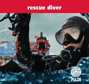 Curso de Buceo PADI Rescue Diver