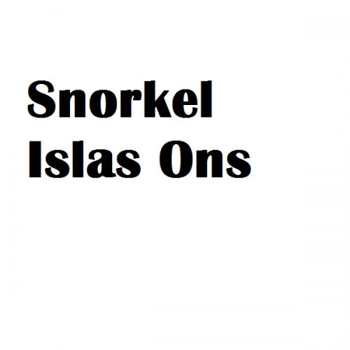 snorkel ons