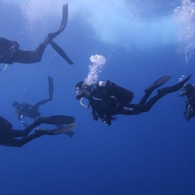 Buceo Galicia