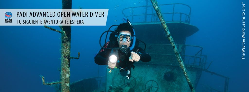 Curso Advanced Open Water Diver