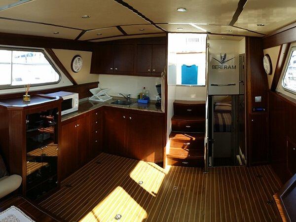 Fiestas a bordo de barco
