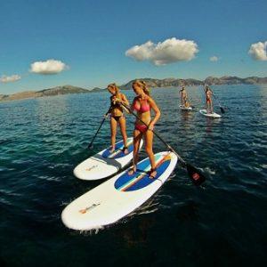 Rutas de Paddle Surf Galicia