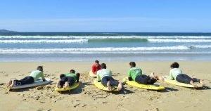 Cursos de Surf y Clases