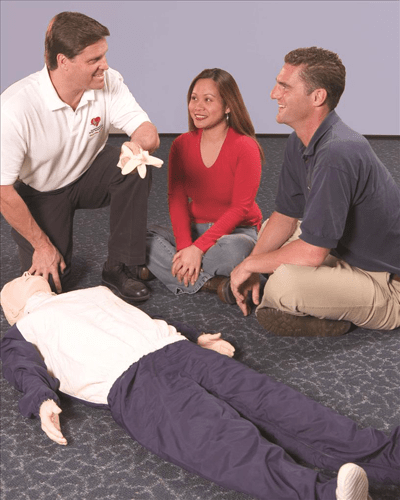 Curso de Primeros Auxilios Buceo
