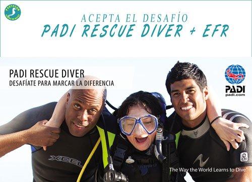 vale regalo rescue diver