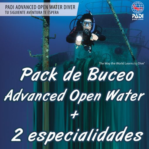 PADI Advanced Diving, Dry Suit and Buoyancy Course