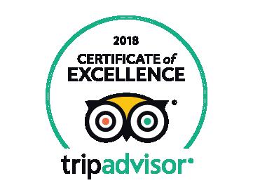 2018 Tripadvisor