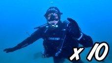 Bono de 10 inmersiones