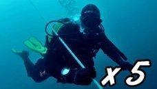 Bono de 5 inmersiones