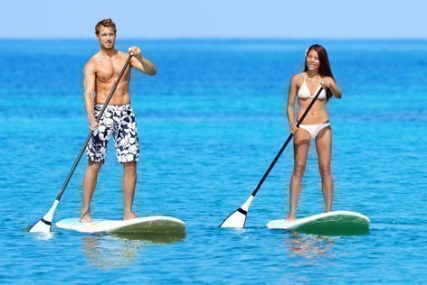 Paddle Surf Routes