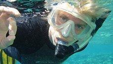 Snorkel en las Islas Cíes