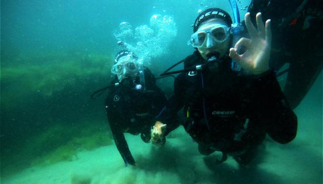 Bucear en las Islas Atlánticas