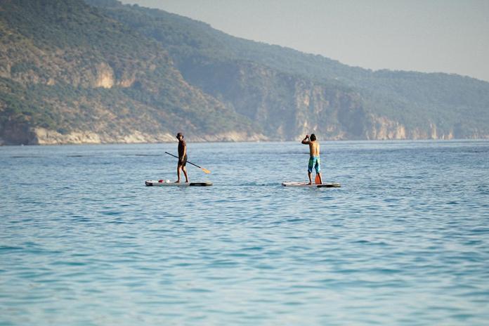 RUTAS EN PADDLE SURF