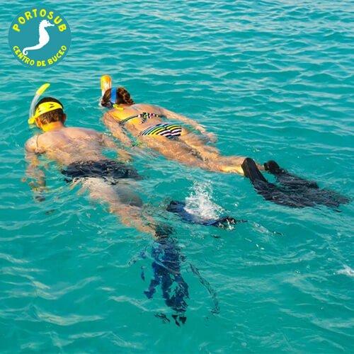 Snorkel en Sanxenxo 1